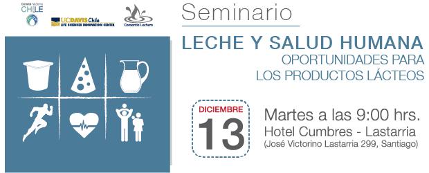 Seminario Leche Y Salud Humna